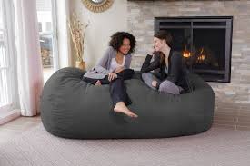 Theater Sacks Bean Bag Sofa & Reviews | Wayfair Pebble Sofa Nini Andrade Silva Sofas Bean Bag Chair Livingroomfniture Beanbagsaporelivingroom Sgbeans Amazoncom Chill Sack Bag Chair Giant 7 Memory Foam The Orca Big Beanbag Company Cornwall Indoor Bags Archives Mrphy Shiloh Modern Long Wool Sheepskin Fur Kathy Kuo Home Comfy Sacks 4 Ft Grey Visit The Dove Oyster Diy A Little Craft In Your Day Tutorials Diy Jaxx Denim Cocoon 6 Reviews Wayfair How To Make A