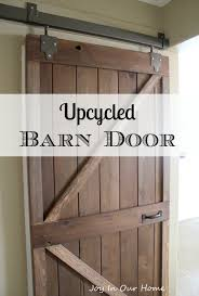 Upcycled Barn Door- Monthly DIY Challenge | Joy In Our Home Urban Woodcraft Interior Barn Door Reviews Wayfair Closet Barn Doors Youtube Shop Masonite Classics Knotty Alder Common 36 20 Best Ideas Ways To Use A Top Mount Hdware Kit Bndoorhdwarecom Doors Jeff Lewis Design Calhome Wood 50 Diy British Brace Remington Avenue Sliding Window Treatment The Home Depot Blog 27 Awesome For The Homelovr