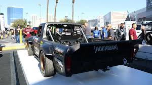 100 Trucks Powerblock Ken Blocks Crazy AWD F150 Hoonitruck Revealed With Ford GT Power
