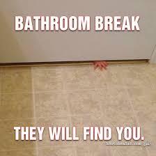 Caillou Pees In The Bathtub by Bathroom Privacy Bwahahahaha