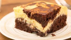 cheesecake brownies brownie trifft käsekuchen