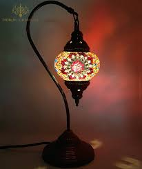 Tiffany Style Lamps Canada by Tiffany Style Unique Stained Glass Desk Table Lamp Light 7 87 U0027 U0027 Wide