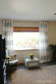 Pottery Barn Curtains Grommet by 13 Diy Ikea Curtain Hacks Window Coverings On A Budget Erin Spain