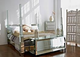 barcelona mirrored bedroom furniture