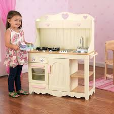 Kitchen Costco Kidkraft Play Canada Ivory Colored For Kids Cookware