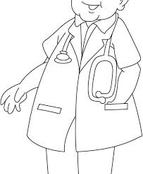 Dr Who Colouring Pages Doctor