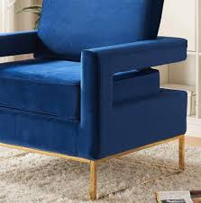 Meridian Furniture 511 Noah Modern Navy Velvet Gold Steel ... Hayworth Accent Chair In Cobalt Blue Moroccan Patterned Big Box Fniture Discount Stores Miami Shelley Velvet Ribbed Mediacyfnituhire Boho Paradise Tall Colorful New Chairs Divani Casa Apex Modern Leatherette Spatial Order Hudson With Metal Frame Solo Wood Chairr061110cl Meridian Fniture Tribeca Navy Sofamania On Twitter Feeling Blue Velvety Both Enjoy