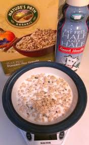 Pumpkin Flaxseed Granola Nutrition Info by Diary Of An Aspiring Loser 1 13 13 1 20 13