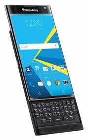 BlackBerry PRIV 4G with 32GB Memory Cell Phone Unlocked Black