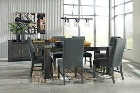 Dining Room Table With Chairs Rectangular Set Whitesburg 4 Side