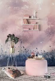 pink moderne tapeten tapete wohnzimmer tapete