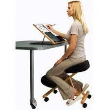 Balans Kneeling Chair Australia by Ergonomic Kneeling Chair With Back Pre Loved Pinterest