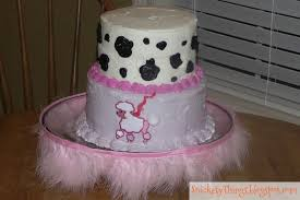 Adventures In Cake Decorating by Snickety Things Adventures In Cake Fancy Nancy