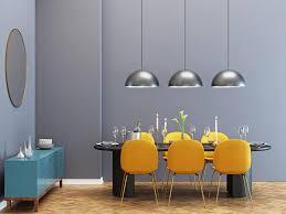 esszimmer wandfarbe gelb ideen think tank dekor