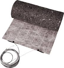 Warm Tiles Easy Heat Instructions by Thermofloor Laminate Electric Radiant Heating System Tf3005 240
