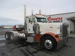 2007 Peterbilt 379 Day Cab Truck For Sale, 502,000 Miles | Rigby, ID ...