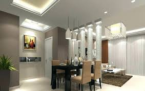 Dining Room Ceiling Fan Lighting Fans Design Fancy Hanging Lights White Light Fixture