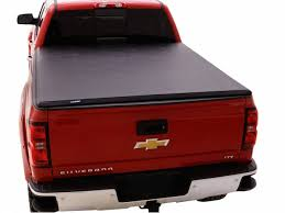 Lund Bed Extender by Lund Hard Fold Tonneau Cover Realtruck