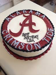 Pumpkin Patch Alabama Clanton by Alabama Football Cake With Herringbone Detail Sports Cakes