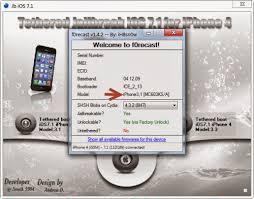 Bypass iOS 7 1 2 Activation Lock & Jailbreak iPhone 4