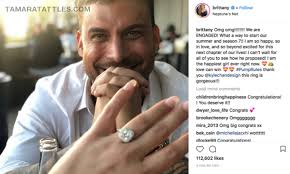 Jax Taylor And Brittany Cartwright Are Engaged