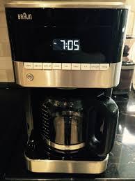 Braun BrewSense Coffee Maker