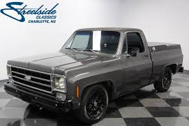 1977 Chevrolet Silverado For Sale #75669 | MCG Trucks And Suvs Are Booming In The Classic Market Thanks To 1977 Chevrolet Scottsdale Pu Sold Dragers Intertional Classic C20 Custom Deluxe Pickup Truck Item D9920 Medium Chevy Sales 50 Similar Items 197387 Stepside Hot Rod Network Ck 10 Questions Were Any C10 Trks Ever 4x4 Or Did It For Sale Classiccarscom Cc1034541 Tituswill Tacoma Serving Parkland Lakewood Truck Interior Awesome