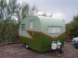 234 Best Vintage Campers And Tiny Travel Trailers Images On