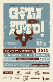Man Up Tales Of Texas BBQTM Gettin Sauced 2012 Poster