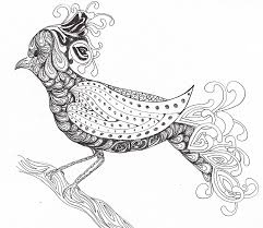 Coloring Pages For Zentangle