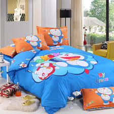 Bed Sheet Material by Popular Doraemon Bed Covers Buy Cheap Doraemon Bed Covers Lots