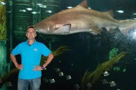 grand aquarium de malo un de chez nous bagnolais yann guillouzo est conservateur du