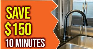 Diy Kitchen Faucet How To Install A Kitchen Faucet Smashing Diy Design