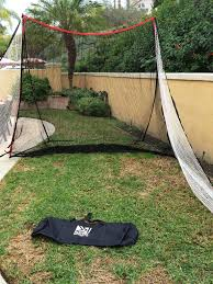 Rukket Haack Golf Net Review : Practicing Made Easy From Anywhere ... Soccer Backyard Goals Net World Sports Australia Franklin Tournament Steel Portable Goal 12 X 6 Hayneedle Floating Backyard Couch Swing Kodama Zome Business Insider Procourt Mini Tennis Badminton Combi Greenbow Number 1 Rated Outdoor Systems For Voeyball Pvc 10 X 45 4 Steps With Pictures Golf Nets Driving Range Kids Trampoline Bounce Pro 7 My First Hexagon Jugs Smball Packages Bbsb Hit At Home Batting Cage Garden Design Types Pics Of Landscaping Ideas