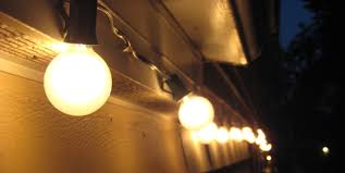 big bulb outdoor string lights choice image home and lighting design