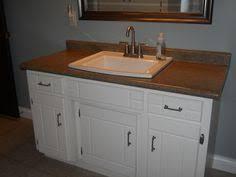Kohler Overmount Bathroom Sinks by Kohler Memoirs Self Rimming Drop In Bathroom Sink In White K 2241
