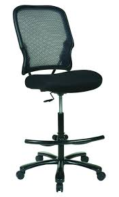 Office Star Big Man's Dark AirGrid Back With Black Mesh Seat Double ... Office Chairs Redating Chair Back Bar Stool Wearable Easy To Exquisite For Big Men Your Residence Decor Next Day Chester Leather Large Wing Officechair Eames Lounge Vitra Black Mhattan Home Design Aeron Herman Miller Ergonomic Computer Desk More Best Buy Canada Heavy People Choosing Chairs For Big And Tall Employees Fniture News A Man Seated In A Large Office Chair Leaning Back Checking His Ottoman 10 Neck Pain Think Classic Swopper Motion Seating Swoppercom