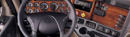 100 Truck Specialties Semi Interior Accessories Dash Kits Seat Covers