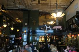 The Breslin Bar And Dining Room by 5 Nyc Midtown Date Night Bars With Food U2014 Sunday Theory