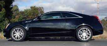 First Drive 2011 Cadillac CTS Coupe is audacity in motion Autoblog