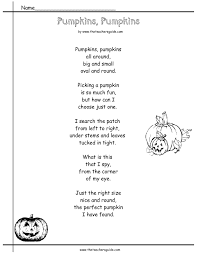 Halloween Acrostic Poem Words by Poem Worksheets Mediafoxstudio Com
