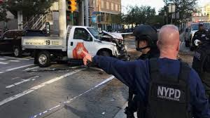 8 Dead After Truck Plows Into People In New York City In 'cowardly ...