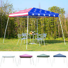 Pop up Gazebo Portable Outdoor 12x12 Enclosed Tent Tailgate