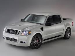 100 Ford Explorer Trucks 2006 Sport Trac Top Speed