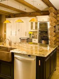 17 best log cabin kitchen images on at home