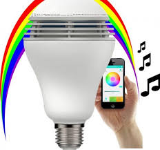 4 products that show led light bulbs audio can play beautiful