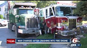 Man Charged After Crashing Into Indianapolis Fire Truck - YouTube Firefighter In Serious Cdition After Firetruck Crash Brooklyn Car Involved With St Louis Fire Engine Fox2nowcom Fire Truck Accident Close Call For Jewel Rawhide And Velvet Dc Changes Protocol After 8 Firefighters Injured Engine Rusted Bolt Blamed Brac Truck Cayman Compass Zeeland Twp Falls Down Ditch En Route To Youtube Ks Hurt Apparatus Crash News Unbelievable Firetruck Accidents Fire Trucks While Responding Palmetto Expressway Reopens Driver Killed Following With Firetruck Sunday Results In Minor Injuries Crashes Into Ditch Along Old Highway 395 Nbc 7 San Diego