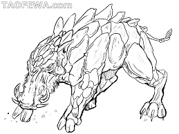 Hard Coloring Pages Photo