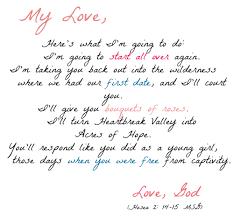 Love letter for her a you pliant photoshot godsletter – webtrucks