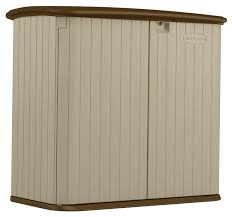 Walmart Suncast Patio Furniture by 32 Cu Ft Horizontal Shed Suncast Corporation